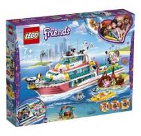 Конструктор LEGO Friends Катер для спасательных операций 41381