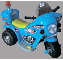 Мотоцикл на аккумуляторе Trike. Цвет синий