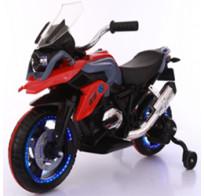 Мотоцикл на аккумуляторе, цвет красный, мотор 25W
