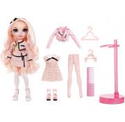 Кукла Rainbow High Bella Parker – Pink Fashion Doll - Девочка с нежно-розовыми волосами 570738