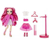 Кукла Rainbow High Stella Monroe Fashion Doll - Девочка с горячими розовыми (фуксия) волосами 572121