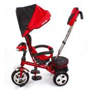 Детский велосипед Comfort-Ultra. Цвет красный Moby Kids