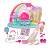 Игровой набор VIP Pets Салон красоты Фабио и Фабии,711723, IMC Toys