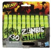 Комплект из 30 стрел для бластеров NERF - Zombie Strike