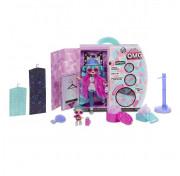 Кукла LOL Surprise OMG Winter Disco Cosmic Nova Fashion Doll & Sister 561804