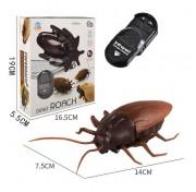 1 TOY Робо - таракан на инфракрасном управлении c  cветовыми эффектами Т10902