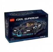 Конструктор Decool 3388 Technic Bugatti Chiron черный 3625 деталей