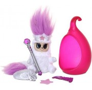 Bush baby world Т13952  Набор Принцесса Мелина, кокон, гребень, скипетр, сумочка, звездочка, плюшевый,18,5 см