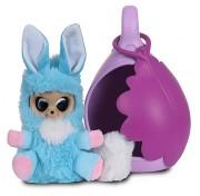 BUSH BABY WORLD Плюшевый со спальным коконом Т13948 АДЕРо, 17 СМ