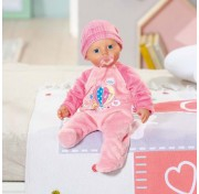 Бэби Борн Zapf Creation Baby born 822-524 my little BABY born Кукла мягконабивная 32 см