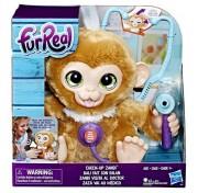 Детская интерактивная игрушка Вылечи Обезьянку FurRealFrends E0367 Hasbro
