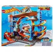 Hot Wheels Mattel FTB69 Хот Вилс Сити Невообразимый гараж