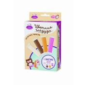Набор 1toy шоколадной глазури для шоколадной ручки Т13708 Шеф-Кондитер