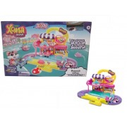 Игровой набор Zuru Т12344 1TOY Хома Дома- Хомамаркет