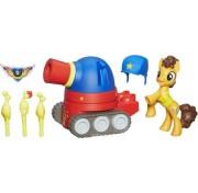 Игровой набор My Little Pony B6010 Хранители Гармонии Чиз Cэндвич на праздничном танке