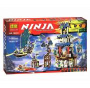 Конструктор Bela Ninja  Призрачный город Стикс 10401