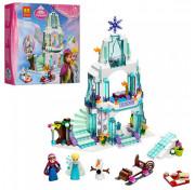 Конструктор BELA Ice Enchanted  Ледяной замок Эльзы  10435