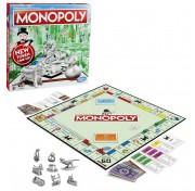 Настольная игра Классическая монополия C1009, обновленная Hasbro