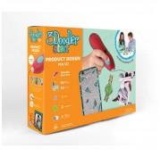 Подарочный набор Дизайнер с 3D-ручкой Doobler Star 3DS-PDSP-MUL-R Wobble Works