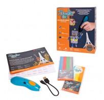 Базовый набор с 3D-ручкой 3Doodler Start 3DS-ESST-TNG-R-17 Wobble Works