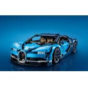 Конструктор Decool Technic Bugatti Chiron 3388 синий 3625 детали