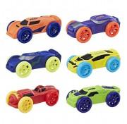 Игровой набор Машинки Нёрф Нитро 6 штук Nerf C3171 Hasbro