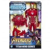 Фигурка Железный человек Пауэр Пэк Avengers Movie Iron man E0606121 Hasbro