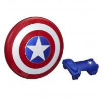 Игровой набор Avengers Щит и перчатка Первого Мстителя B9944EU4 Hasbro