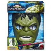 Интерактивная маска Халка с движущимся подбородком Avengers B9973 Hasbro