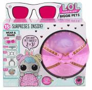 Кукла ЛОЛ Большой Питомец Зайка Хоп Хоп 4 серия Декодер 515993, LOL Biggie Pets Hop Hop