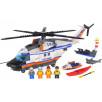 Конструктор BELA Urban 10754 Сверхмощный спасательный вертолет