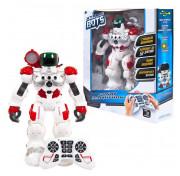 Радиоуправляемый робот Защитник Xtrem Bots со световыми и звуковыми эффектами XT380771