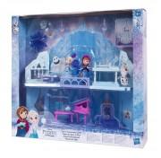 Детский игровой набор Принцессы Дисней. DISNEY PRINCESS. ХОЛОДНОЕ СЕРДЦЕ. Набор дворец Эльзы E1755 Hasbro