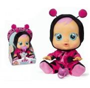 Кукла CryBabies - младенец Леди Баг, плачет, озвучена, 96295 IMC toys