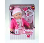 Кукла Baby boutique, 40 см, с аксессуарами PT-00962