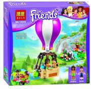 Конструктор BELA Friends  Воздушный шар  10546