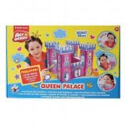 Сборный игровой домик для раскрашивания ArtBerry - Замок королевы 39257