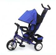 Детский трехколесный велосипед Trike PIONEER с поворотным сиденьем, (10/8,ПВХ)