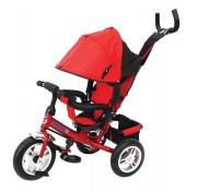 Детский трехколесный велосипед Trike PIONEER с поворотным сиденьем,(10/8,ПВХ)
