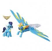 Игровой набор My Little Pony B6011 Хранители Гармонии Вондерболты Звуковая радуга
