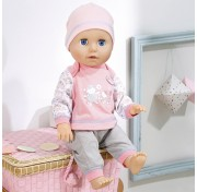 Baby Annabell Zapf Creation 700-136 Бэби Аннабель Кукла Учимся ходить, 43 см