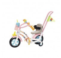 Baby born Zapf Creation 823-699 Бэби Борн Велосипед