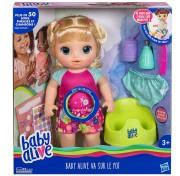 "Hasbro Baby Alive E0609 Кукла Блондинка ""Танцующая Малышка"