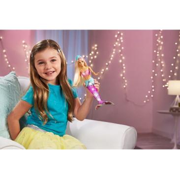 Кукла Barbie Dreamtopia Мерцающая русалочка, GFL82
