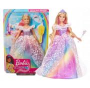 Кукла Barbie Принцесса Dreamtopia, 29 см, GFR45