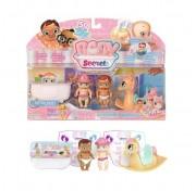 Набор с лошадкой-качалкой и ванной Baby Secrets Zapf Creation 930-144 Бэби Секрет