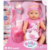 Кукла Интерактивная Baby born (Бэби Борн) 823-163, 43 см