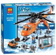 Bela City Арктический вертолет 10439  273 деталей