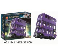 Конструктор Гарри Поттер Автобус Ночной рыцарь 11342 BELA (Lari) Justice Magician 419 деталей