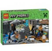 Конструктор Bela Minecraft Портал в Край, 571 деталей